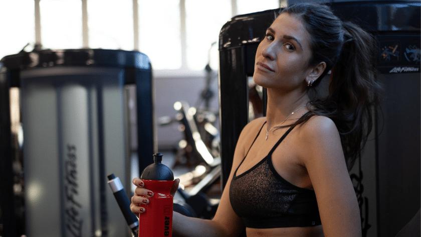Post Workout Mahlzeit